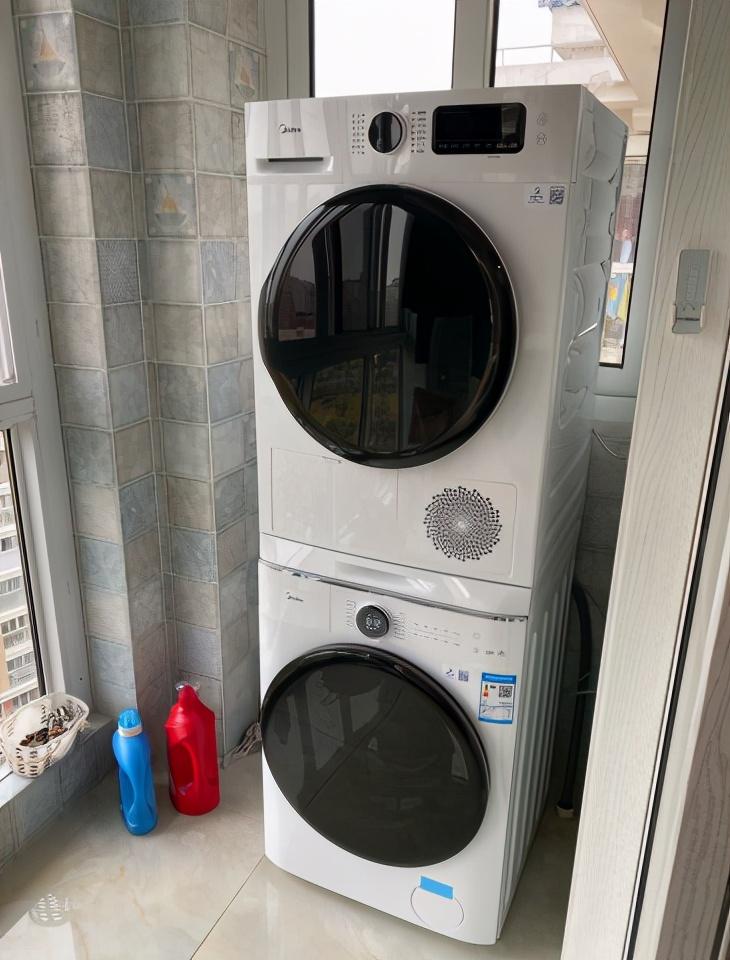 买洗烘套装好,还是洗烘一体好?从5个角度对比,答案显而易见 家务 卫生 第7张