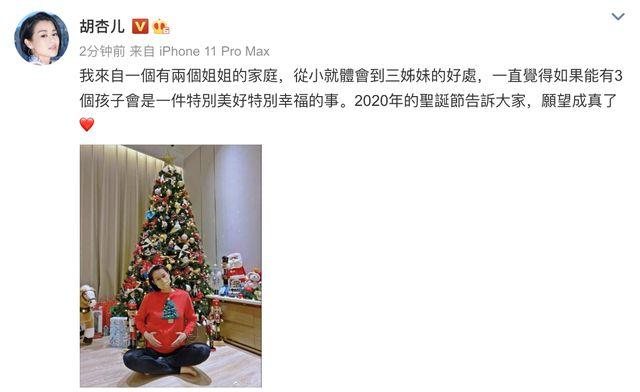 陈凯琳圣诞晒全家福,与郑嘉颖甜蜜对视,一家四口被赞颜值天花板