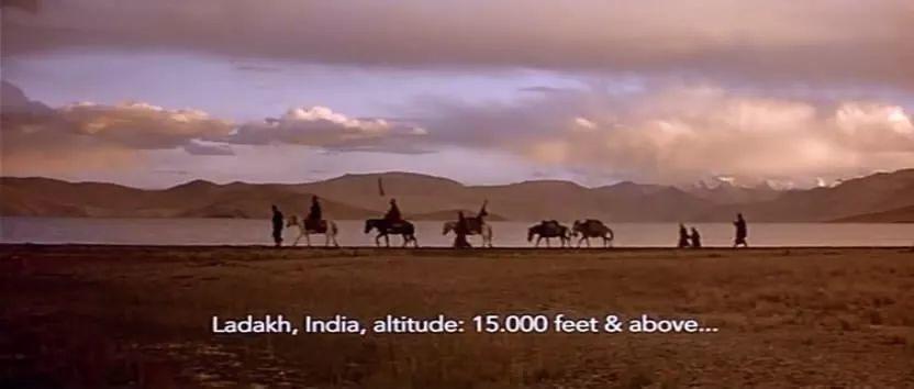 《循环》:高僧为爱还俗,修行20年仍是挡不住世间情欲 修行成:印度电影爱经