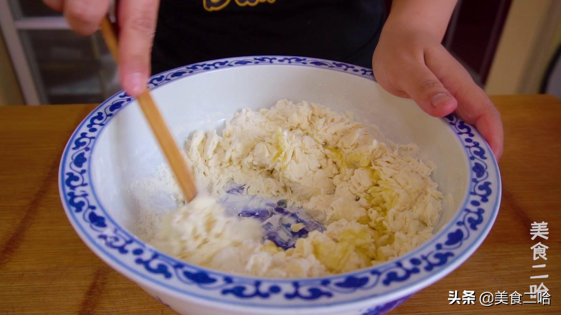 绸带鸡蛋饼:下锅10秒就能熟,滑软的就像绸缎一样,适合做早餐 美食做法 第3张