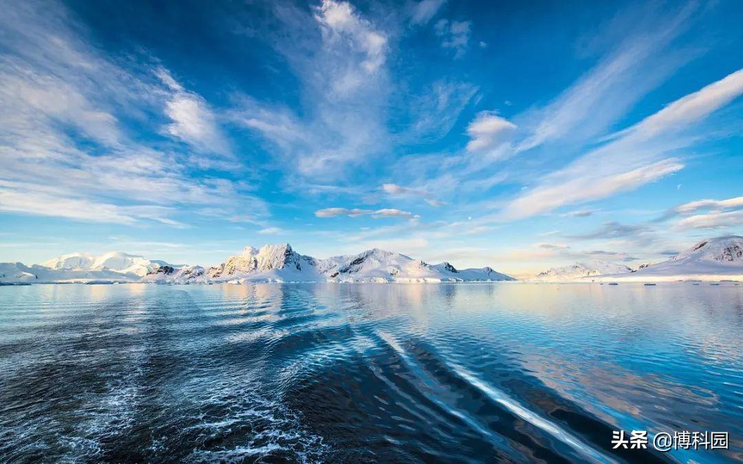迄今为止最精确,南极冰盖下,陆地等高线地图出炉