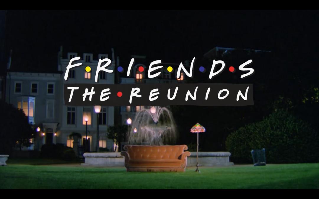 这部神级情景喜剧在27年后真的完结了——《老友记重逢特辑》