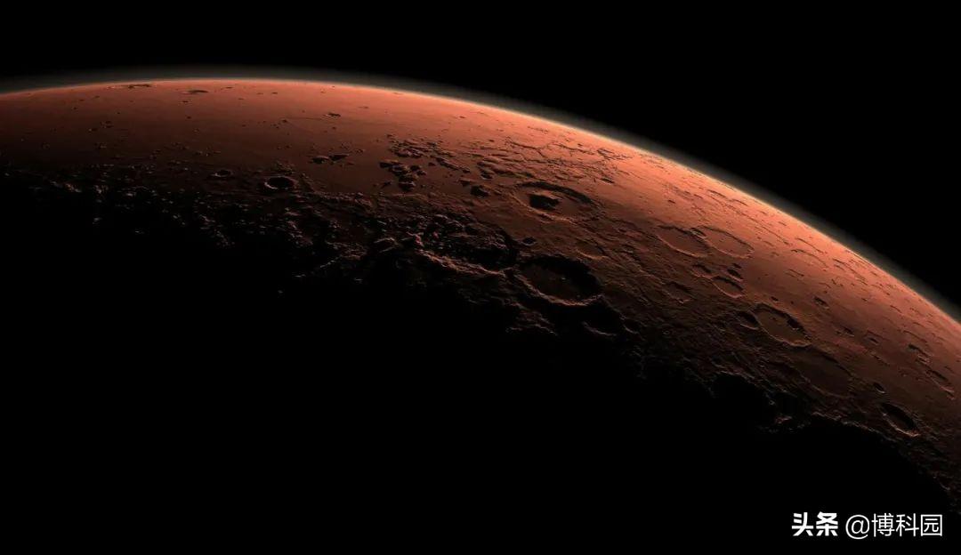 好奇号重大发现:火星湖泊曾因寒冷而结冰,而且还有碳循环存在