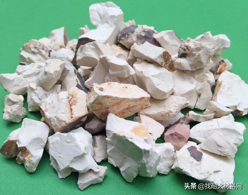 耐火材料最常用的六大类原材料都有哪些?