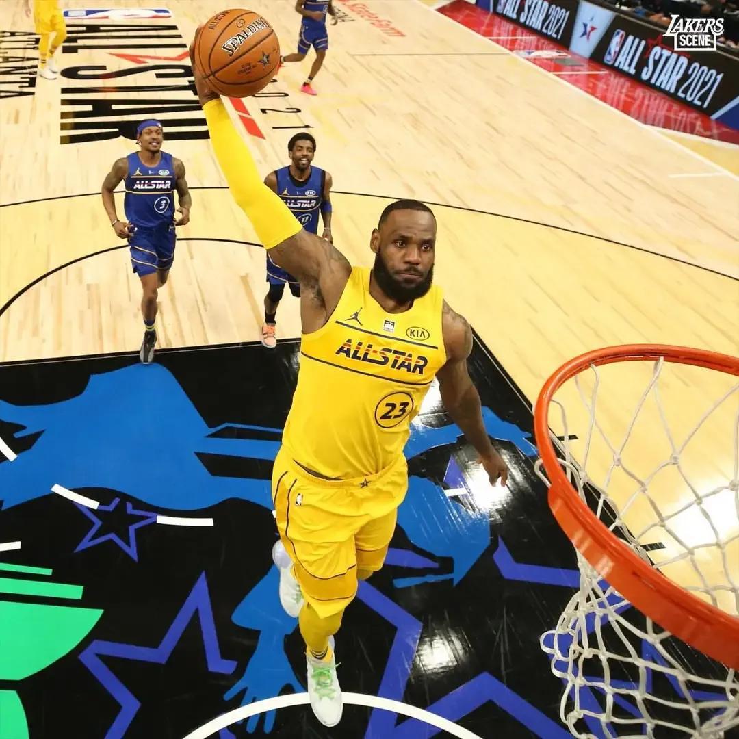 詹姆斯创造了NBA记录,成为受伤全网批评第一人