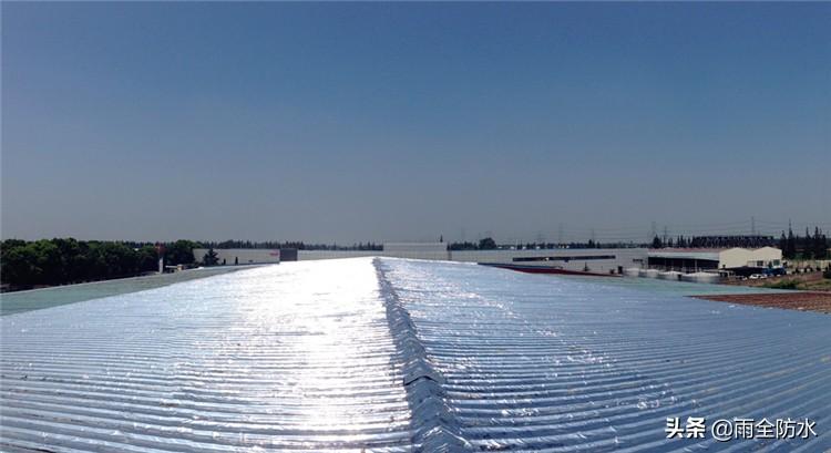 高分子防水卷材施工方案流程技术方法