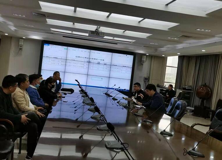 荥阳市2宗国有建设用地使用权成交 用途为工业用地