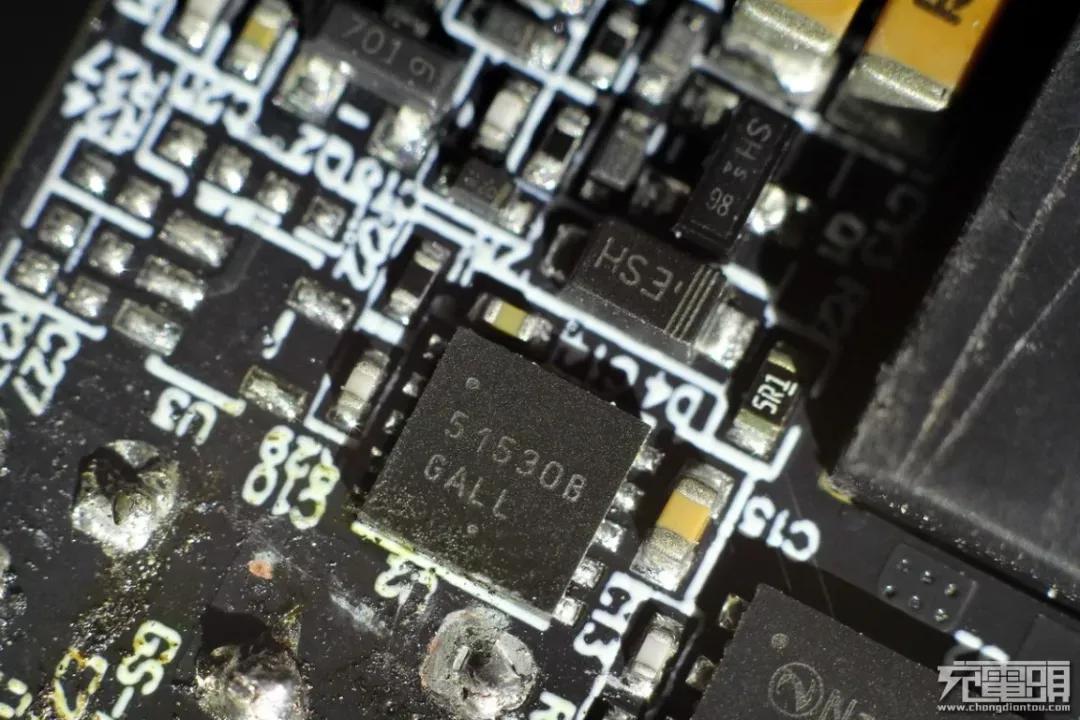小米AD65G、AD652G、MDY-12-EQ三款氮化镓快充区别在哪?-充电头网
