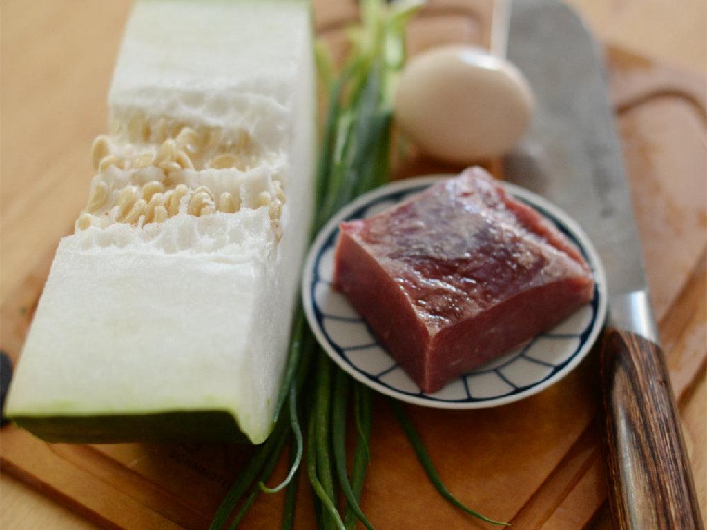 冬瓜和它是天生一对,简单蒸一蒸,清爽鲜香又营养,上桌瞬间光盘 美食做法 第4张