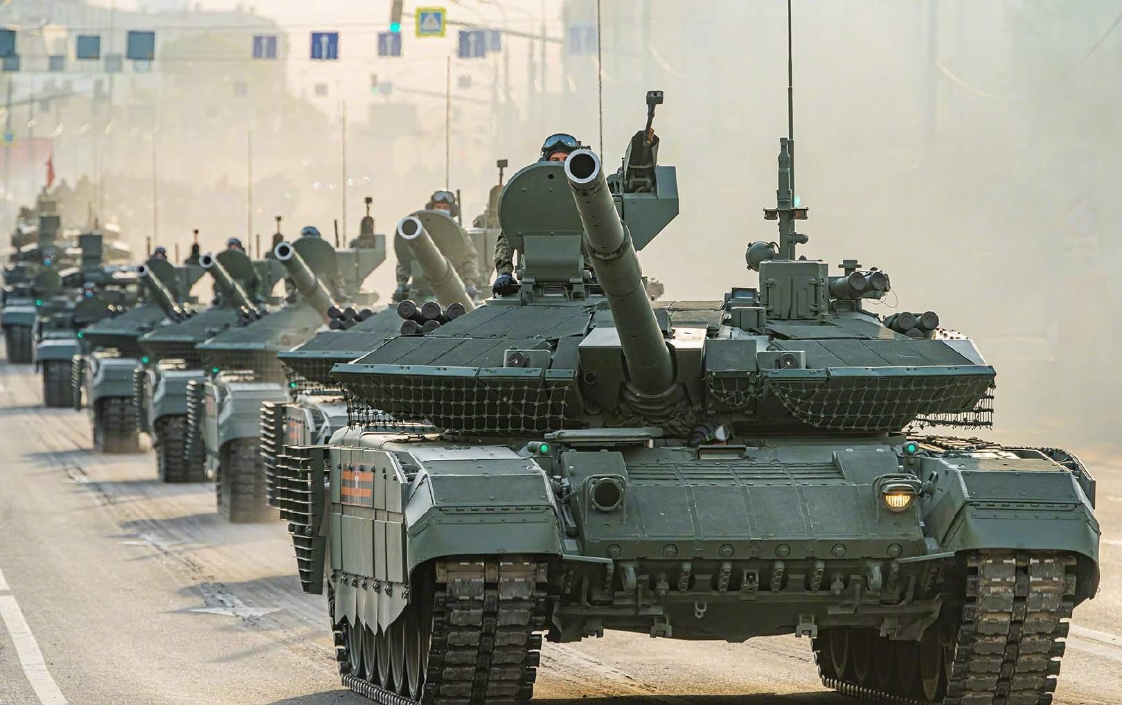 俄罗斯十万大军压向乌克兰边境!乌克兰不但不紧张,反而有点兴奋