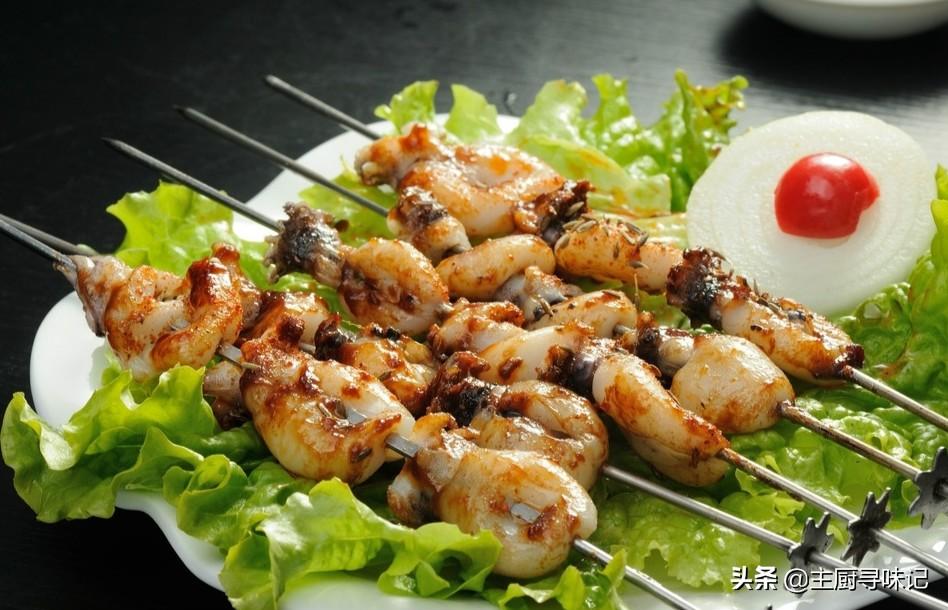 """厨师长教你:烧烤界12道""""硬核""""小吃!味道赞! 烧烤界小吃 第10张"""