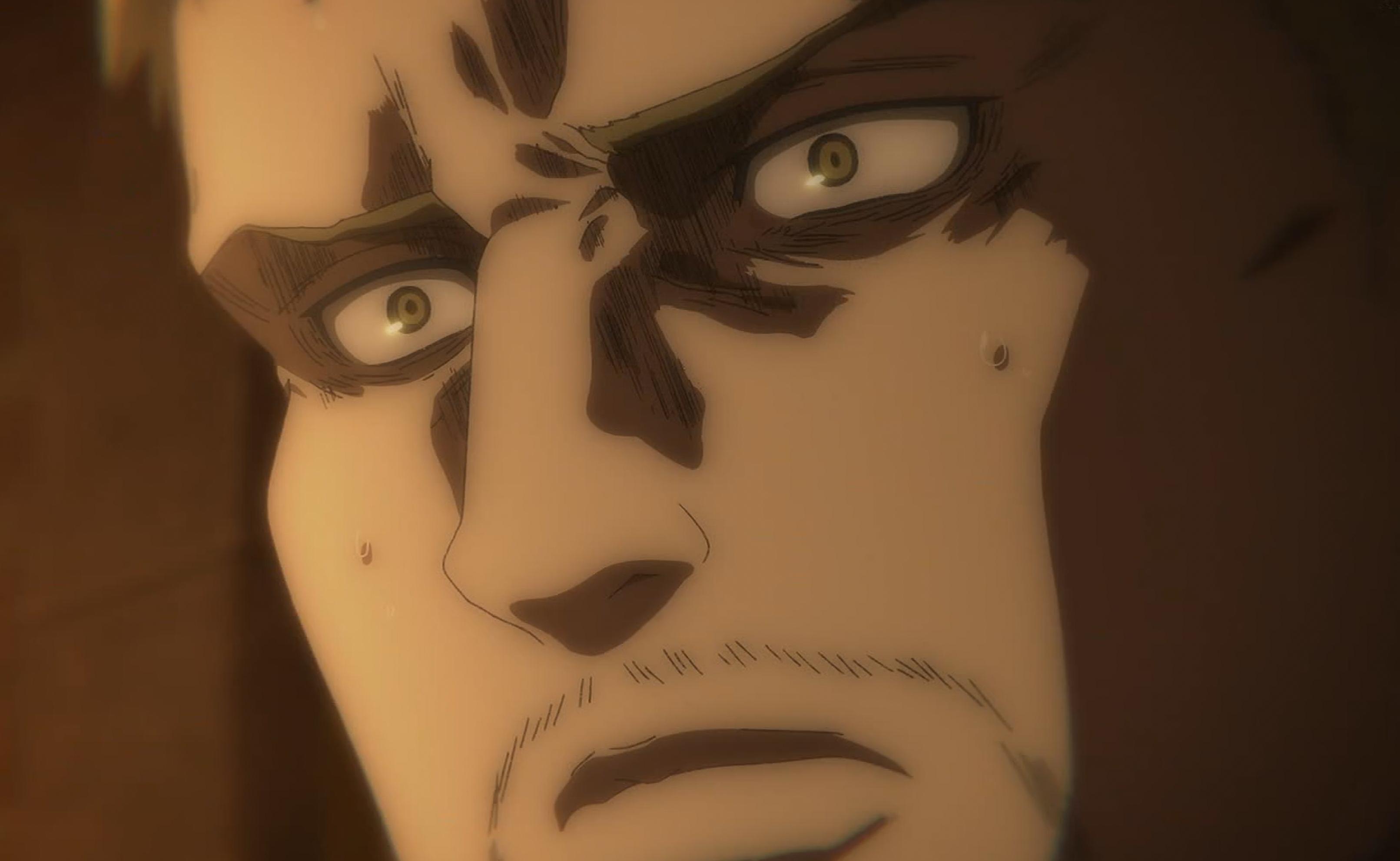 《進擊的巨人》三笠登場畫面遭到吐槽,還原原作也遭吐槽?