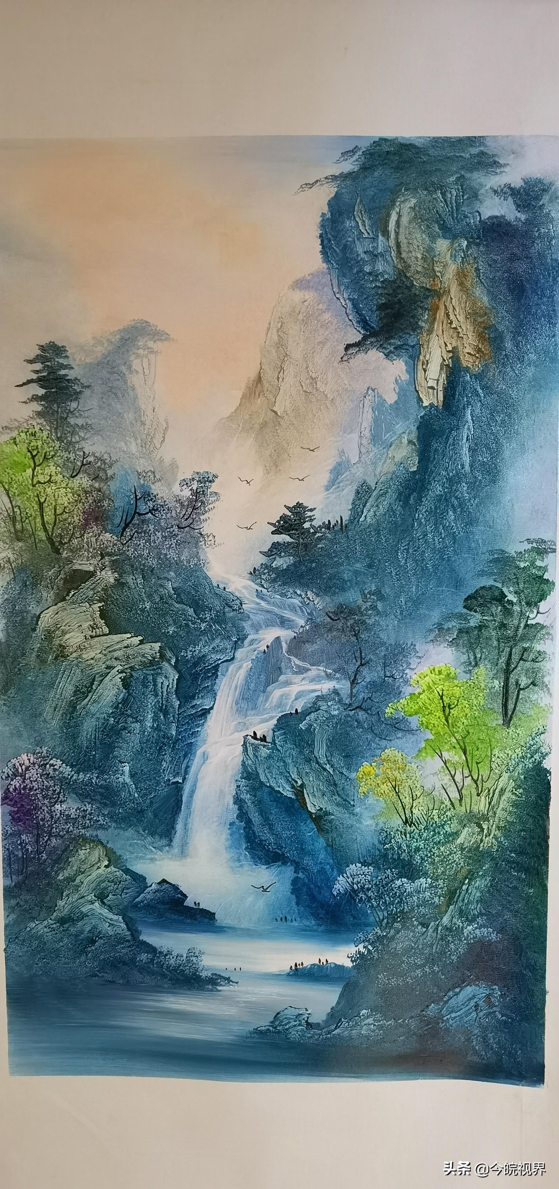 境由心造 意境幽远——访中国刀画大师许家池