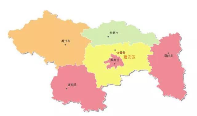 中国各地旅游资源、人口和气候简介~河南许昌