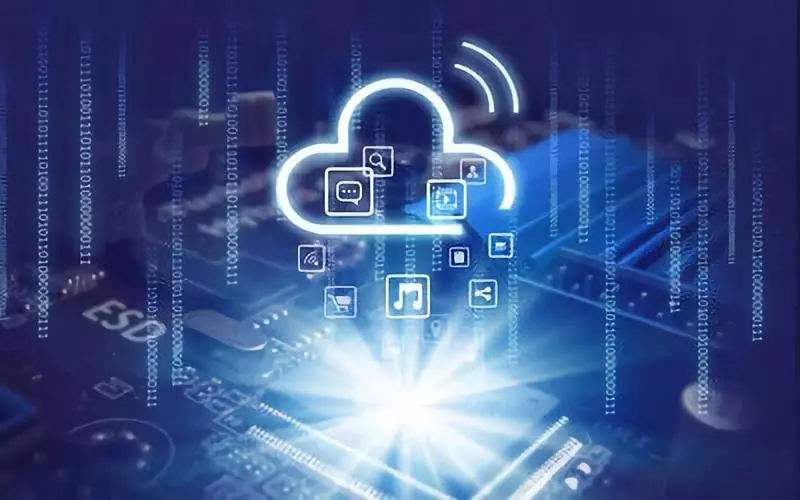 聊聊作为近年来新型信息技术的云计算
