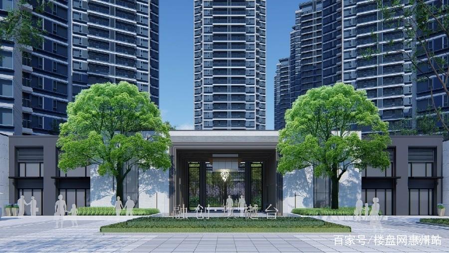惠州融创玖樾台——地铁1号线品质住宅,精心匠造