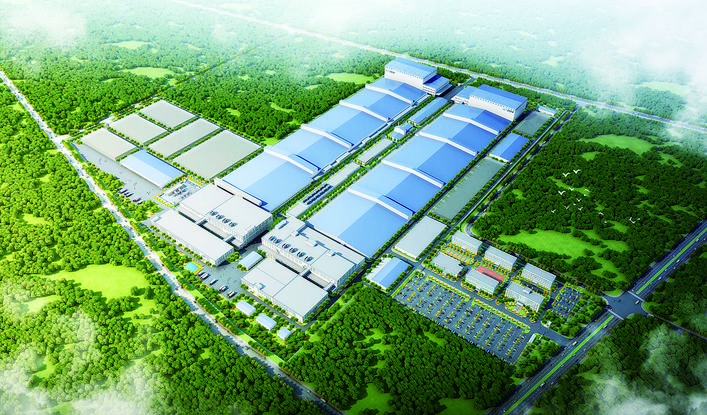 吉林玲珑1420万条轮胎生产项目将成行业新标杆 打造世界级轮胎智能制造工厂