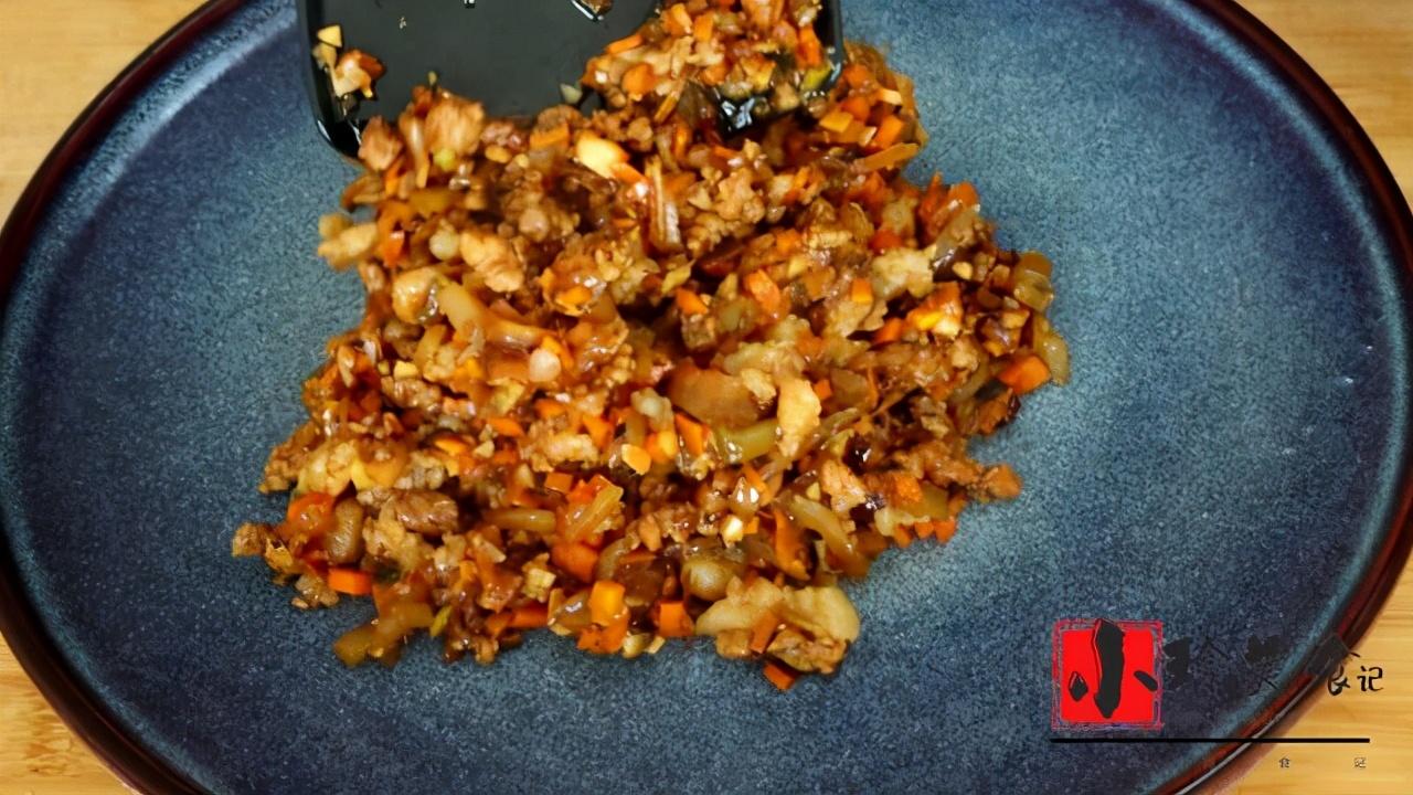 糯米饭团这样做软糯入味,口感鲜香,营养丰富,吃一次就念念不忘 美食做法 第8张