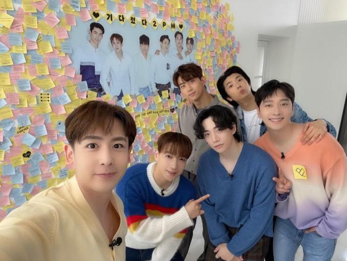 2PM公布全新日语专辑,预计九月份发售,网友:JYP捡到宝了