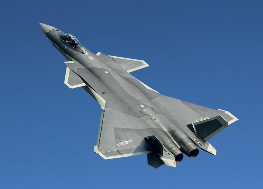 轰20服役之后,我国在军机领域还有哪些空白?美国空军给出答案