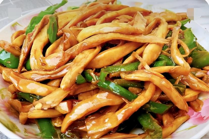 为什么饭店炒的杏鲍菇那么好吃?原来做法有诀窍,看完终于学会了