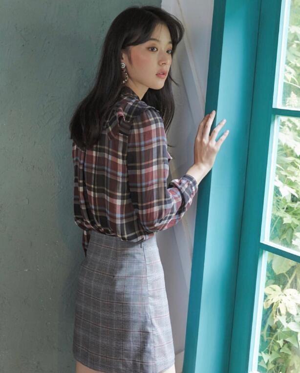 超蘇的鹽系女孩 申度賢被贊高顏值SNS女神