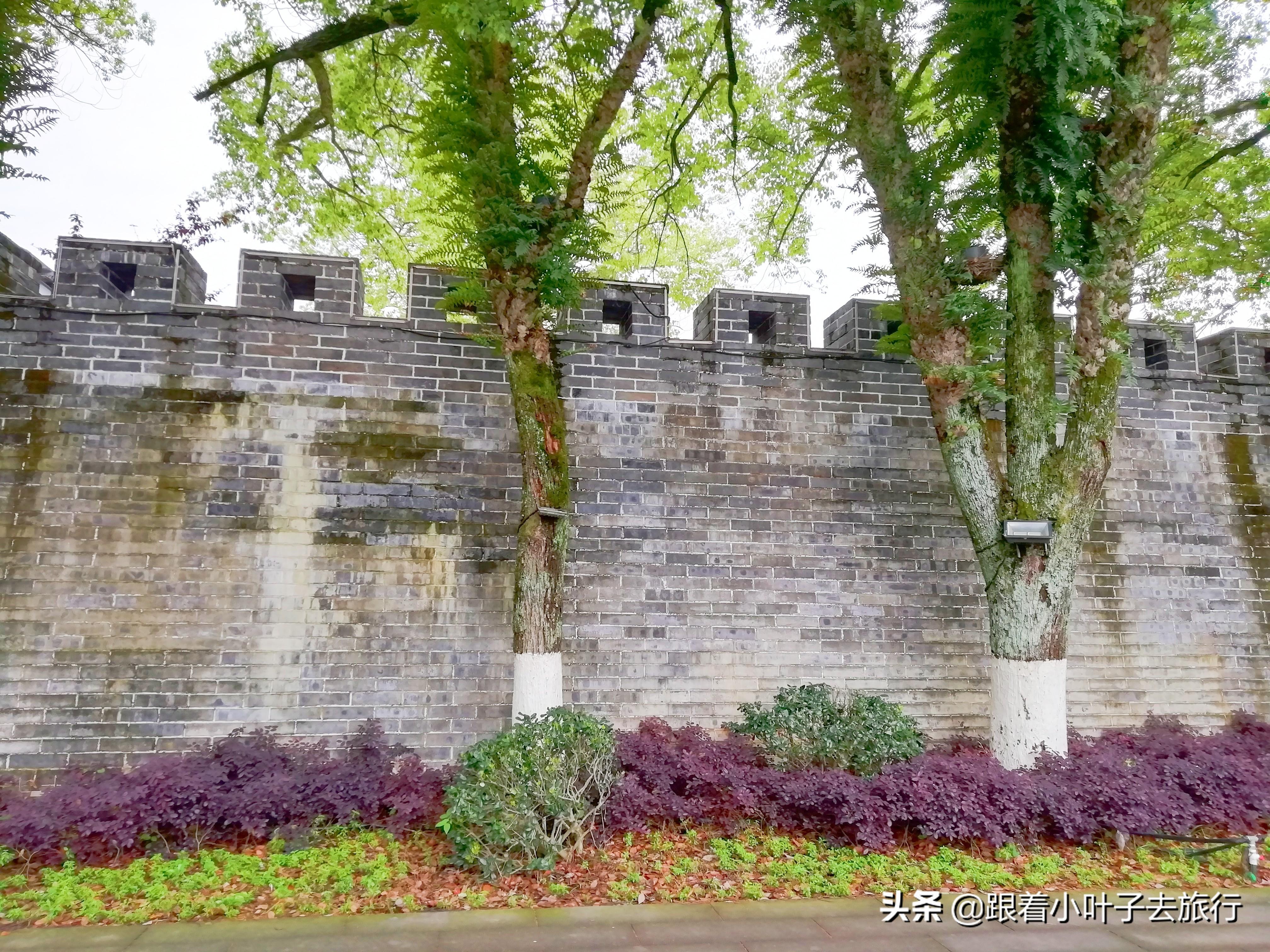 福建省邵武市古城墙的樵溪门,也许你没听过这个名字,但你见过