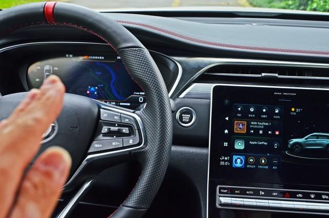 紧凑级SUV的又一匹黑马——传祺GS4 PLUS,实用与动控两手抓