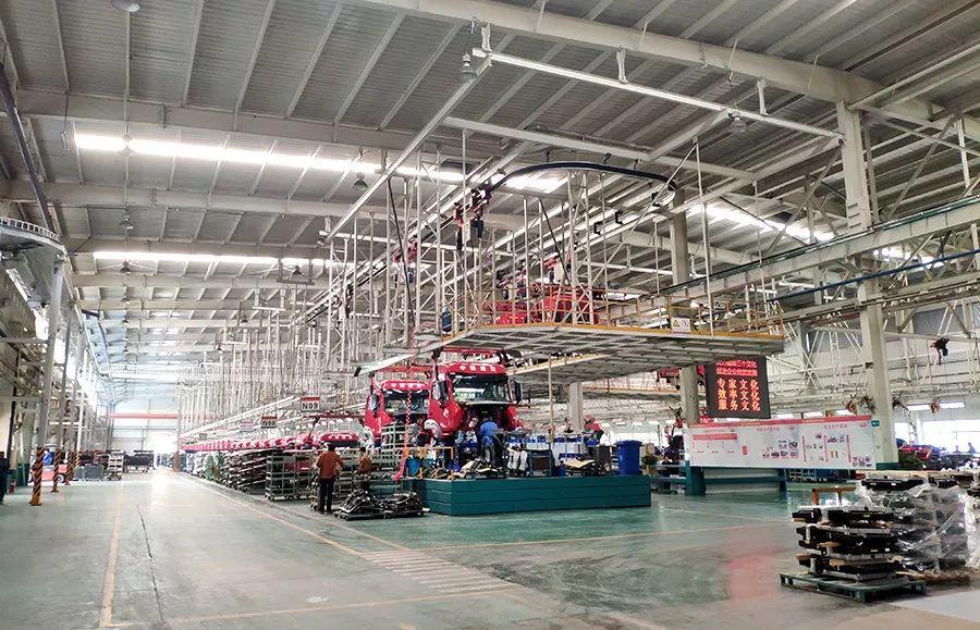 为什么重汽零配件仓储管理看上了RFID技术?