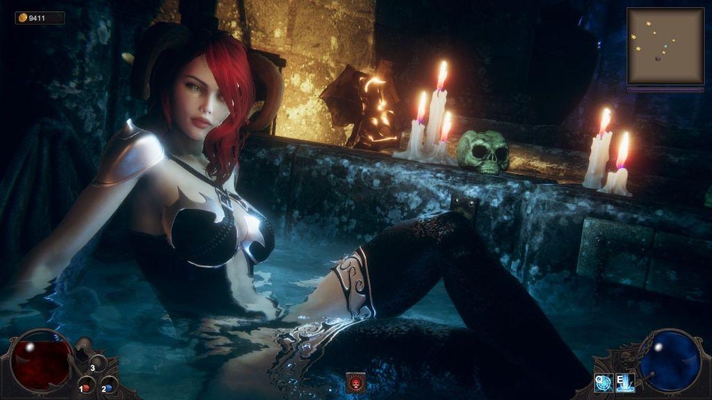 《惩戒:魅魔》—抛开角色人设,游戏可玩性同样有潜力可挖