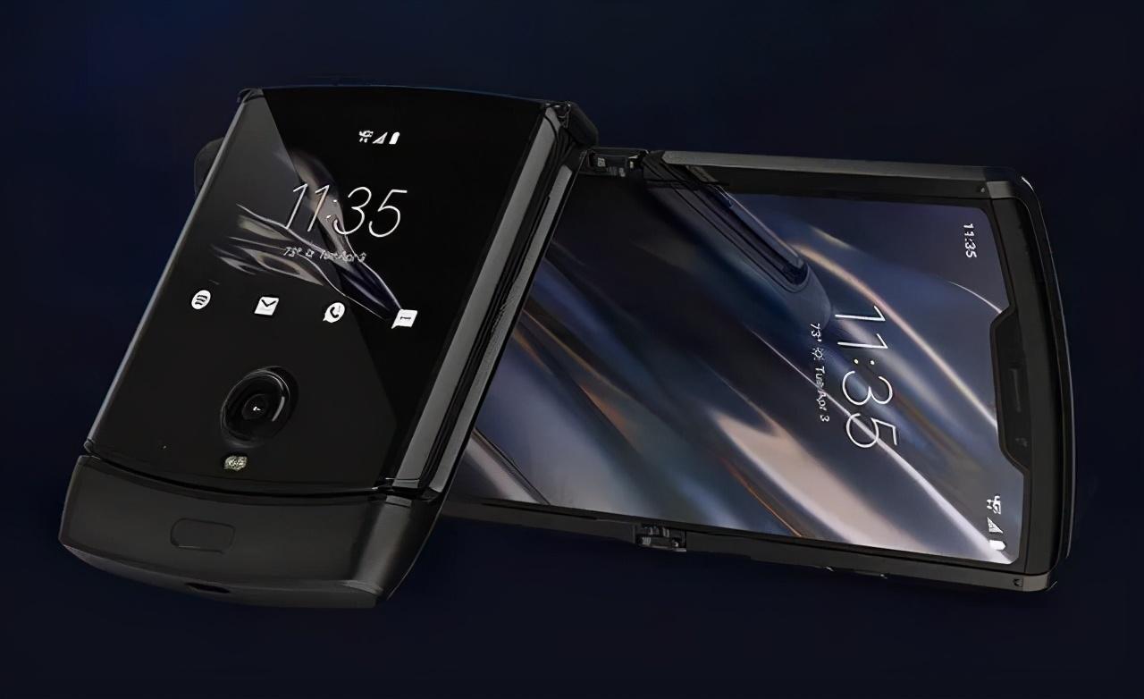 razr5G利刃手机上打开预购,配用骁龙处理器765G,价钱感人至深