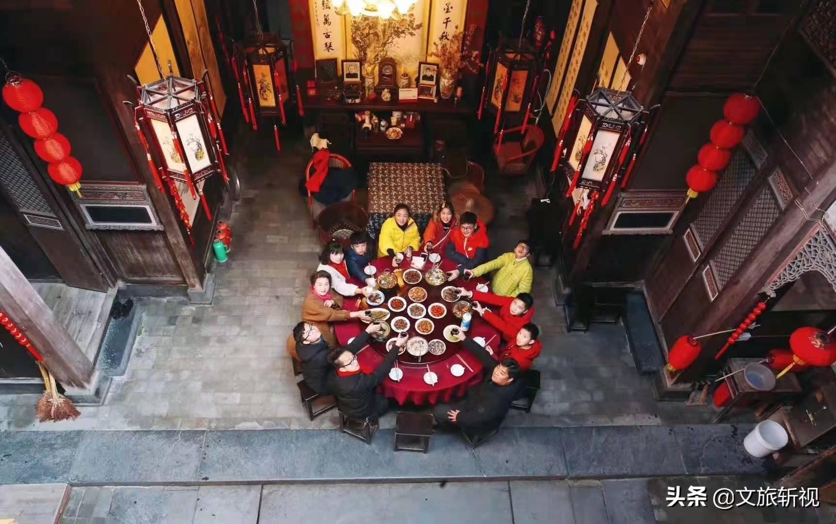 与宏村相距17Km,元明年间古村落,同样有着中国徽式风格建筑