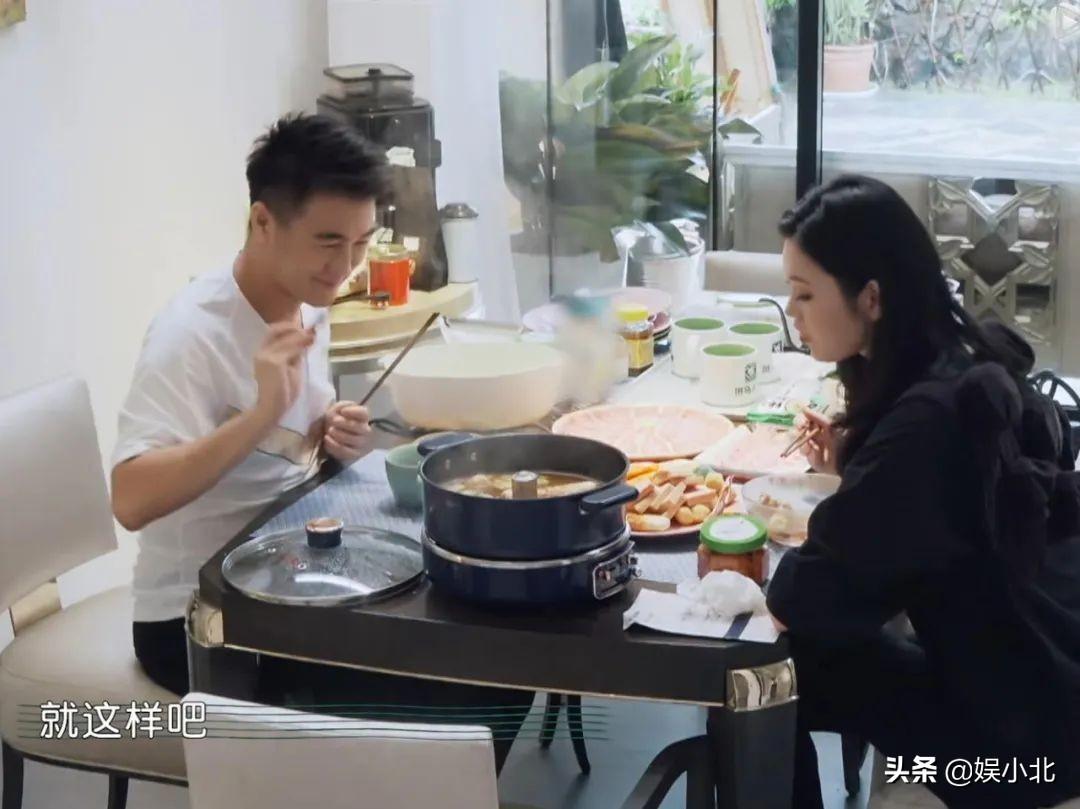五天吃五顿火锅,没佣人的生活难自理?何猷君将生活变成过家家