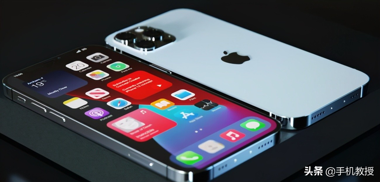 新增猛男粉配色!iPhone 13再爆猛料!或將砍掉充電口