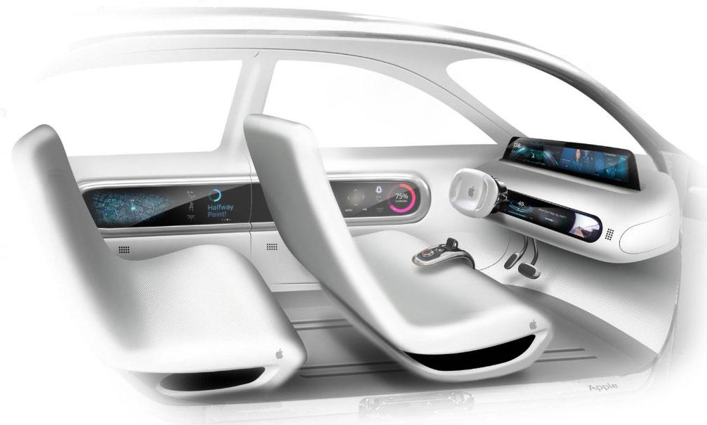 苹果入局造车圈,但说起智能汽车,中国车企当仁不让