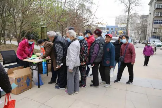 石家庄:消费者权益保护社区教育宣传公益活动在五十四所社区举行