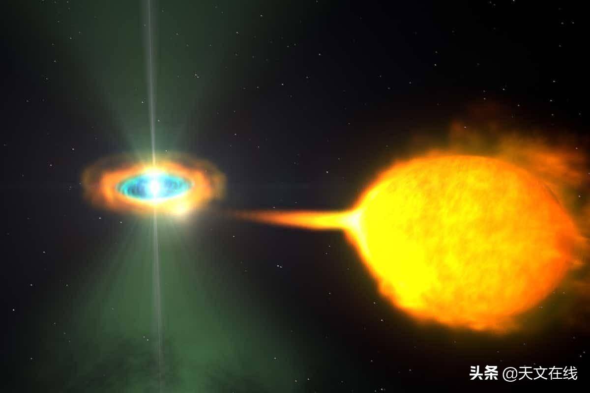 像山一样大的原子—中子星解释