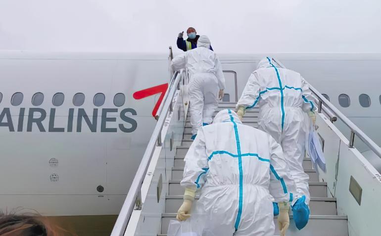 俄罗斯航班,190位乘客体检数值相同,涉嫌造假,中方:重检