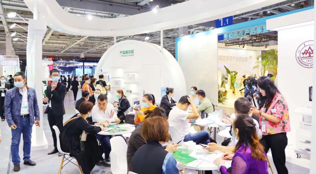 韵世集团携手涵韵妈妈亮相第20届CBME上海孕婴童展
