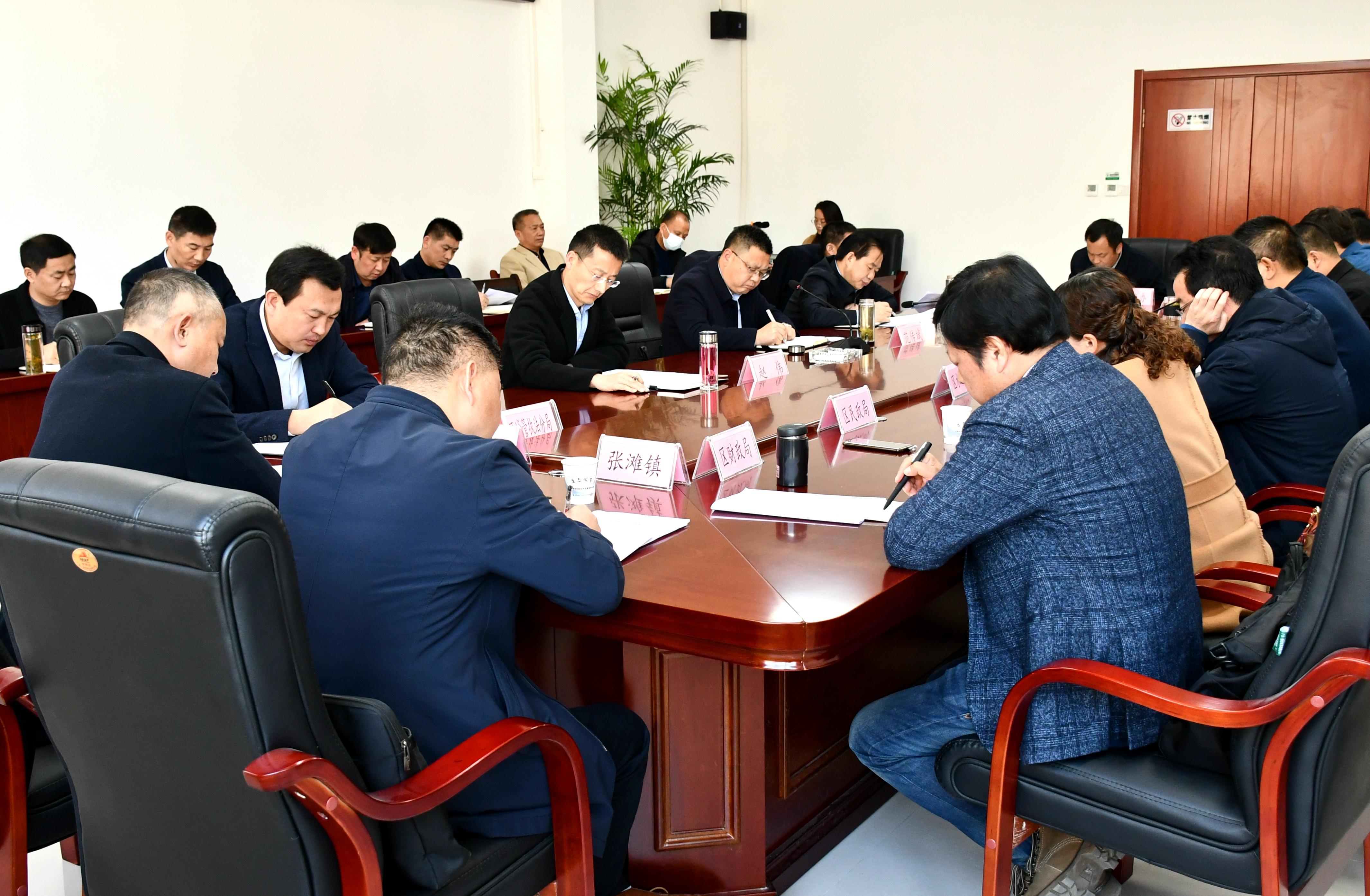范传斌在城东新区调研时强调:紧盯目标、大干快上,全力推动城东新区开发建设提速