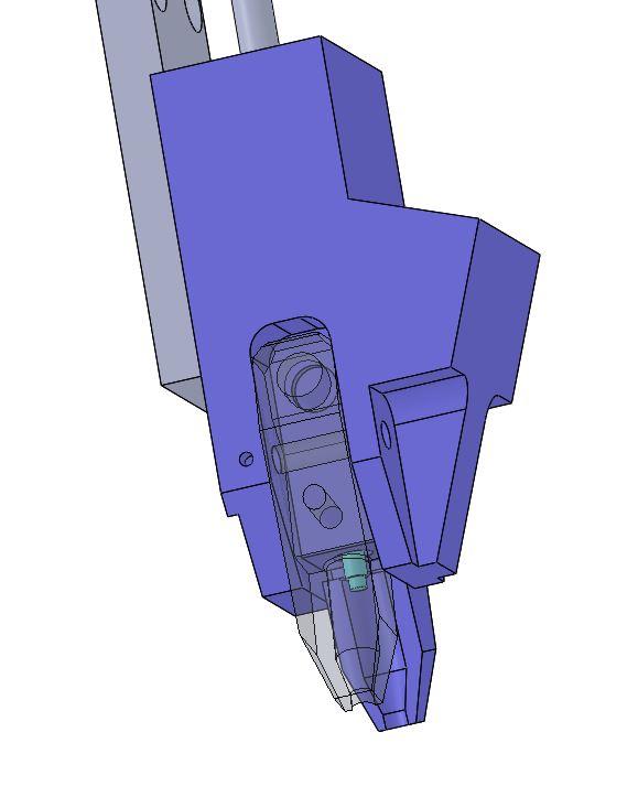 自动拧紧机构简易模型3D图纸 STEP格式