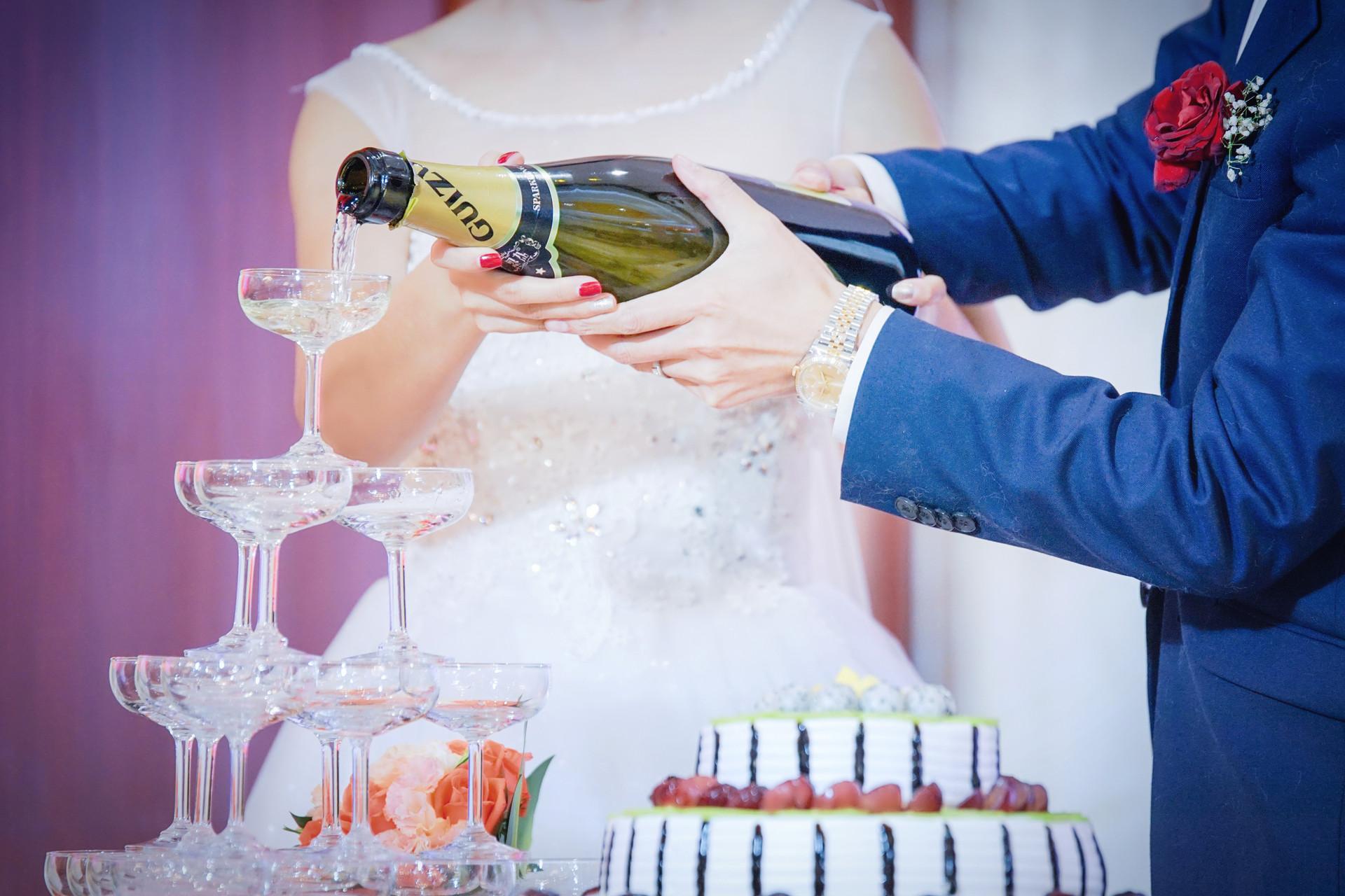 伴郎要做的是新郎的安保?关于西式婚礼的12个冷知识!(下)