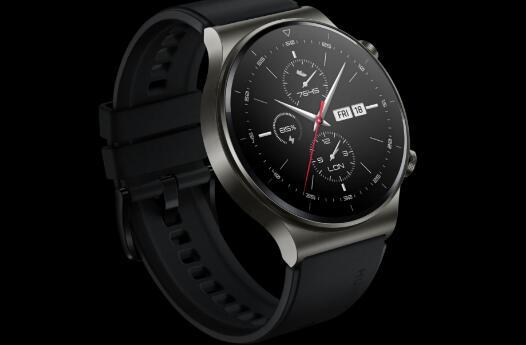 华为Watch GT2正式发布,功能更全面,实力更强