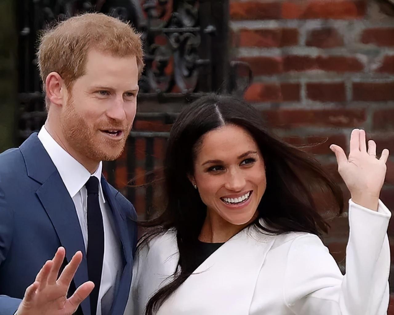铁心不回英国了?哈里夫妻被曝搬空英国豪宅,结果网友拍手称快