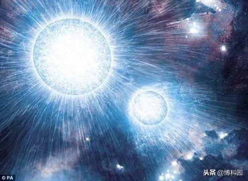 宇宙大碰撞:索非亚揭开了星团的神秘组成