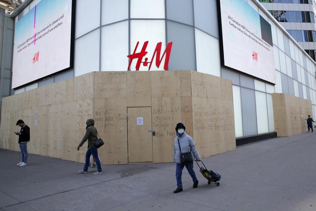 H&M现状曝光:利润直线暴跌,裁员上万,全球3000门店关闭
