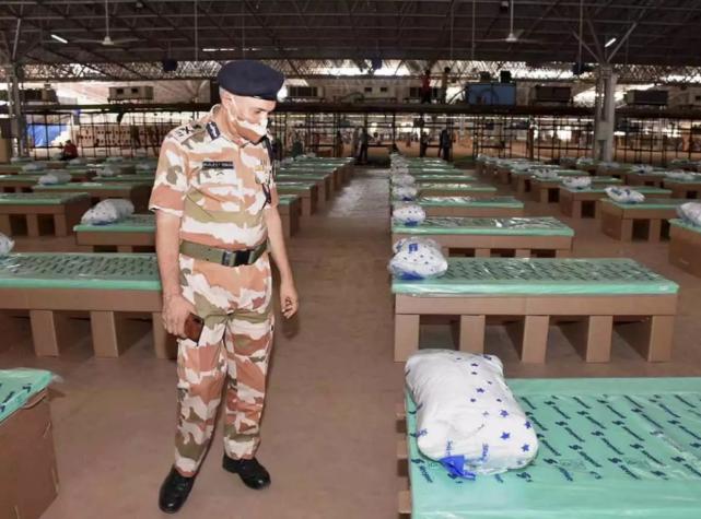 印度为边境警察大量采购无人机等装备:探头可看到中国境内30公里