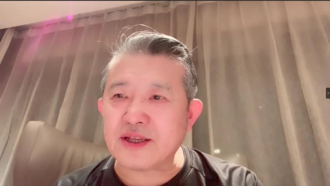 """省政协列席代表出席""""2021海外楚商新春团拜会"""""""