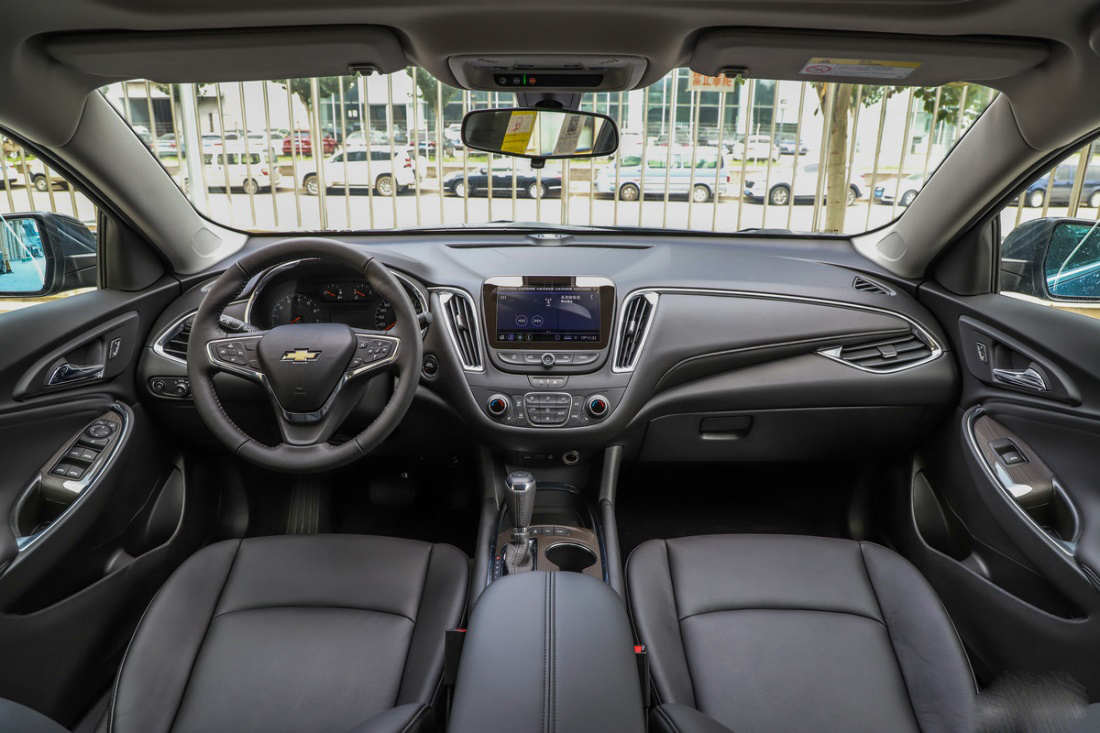 低配车型重获四缸机,全新迈锐宝XL上市