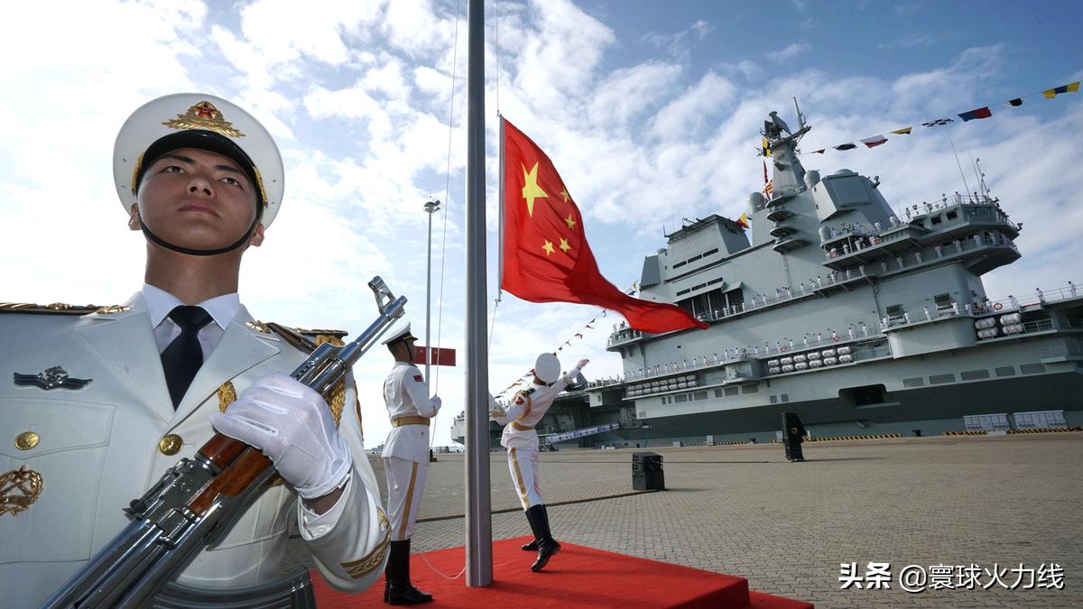 中国第四艘航母已经开工?美媒爆出消息:或将配备激光或电磁炮
